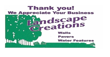 Thank you! We appreciate Your Business Landscape Creations